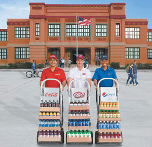 3 Big Soda Makers Are Working Together to Fight Obesity