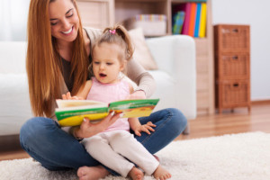 Reading to your child is important. Now there's proof!