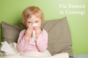 Flu Season is Coming!