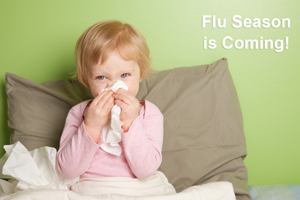 flu season is coming