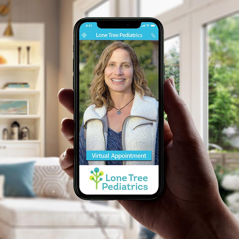 Lone Tree Pediatrics Virtual Care and Telemedicine